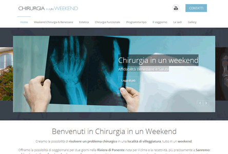 Chirurgia in un weekend